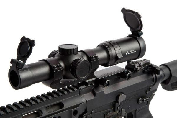 Top 5 Best 1-8x Scopes For The Budget In 2019 Reviews