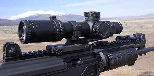 Best 1-8x Scopes Buying Guide