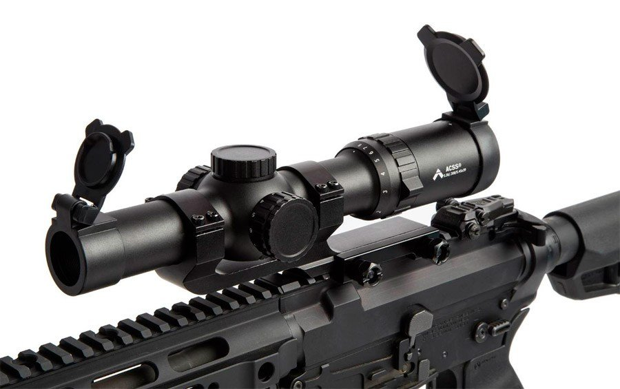 Best 1-8x Scopes For The Budget