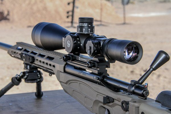 Reviews Of The Top 7 Best Long Range Rifle Scopes In 2019
