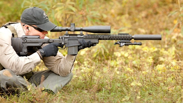 Best Scope for .308 Rifles Buying Guide