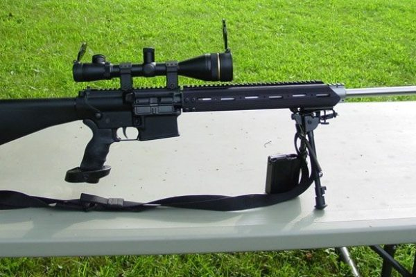 Best Scope For AR 10 Rifle In 2019 Reviews