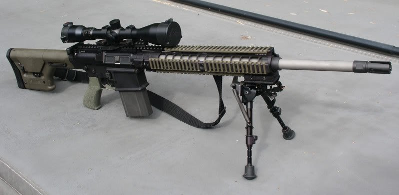 Best Scope for AR 10 Rifle Buying Guide