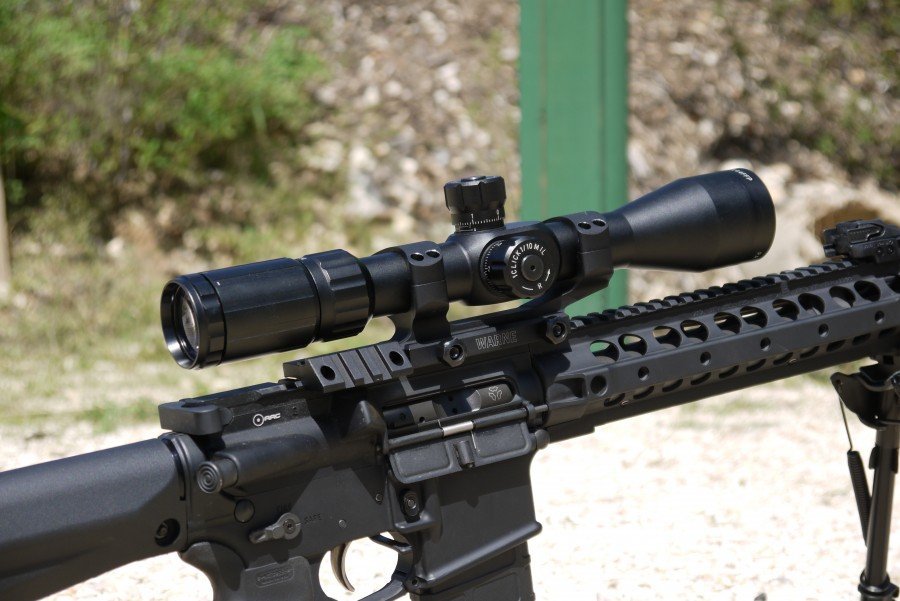 Primary Arms Rifle Scopes