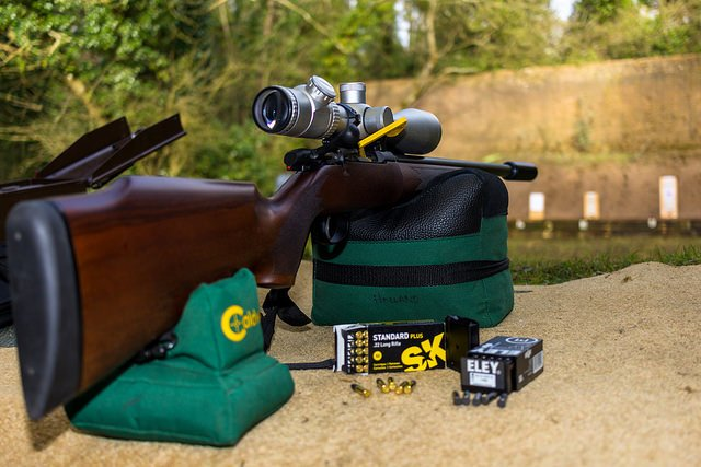 Top 6 Best .22lr Scopes to Get In 2019: Ultimate Reviews & Buying Guide