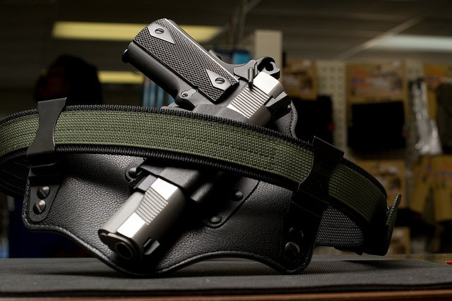 Best Gun Belts for IWB Buying Guide