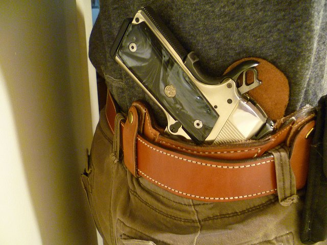 The Best Gun Belts for IWB