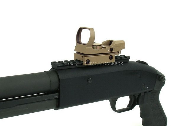 Best Red Dot Sight for Shotguns