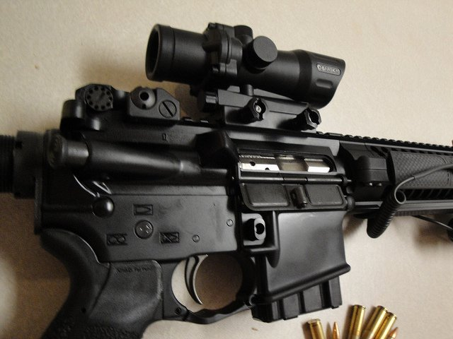 AR 15 ACOG Scope Benefits