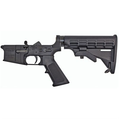ar-15-lower-receiver-complete-with-m4-stock-assembly