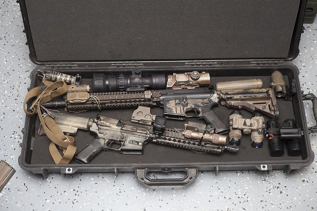 Best AR-15 Hard Cases