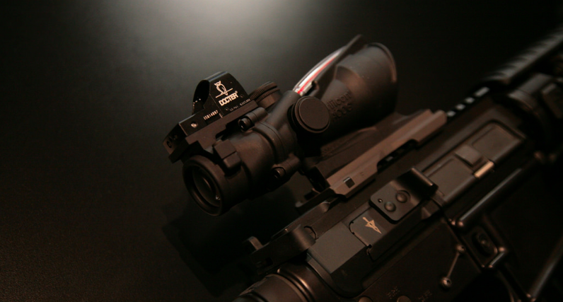 Trijicon ACOG 4×32 Review