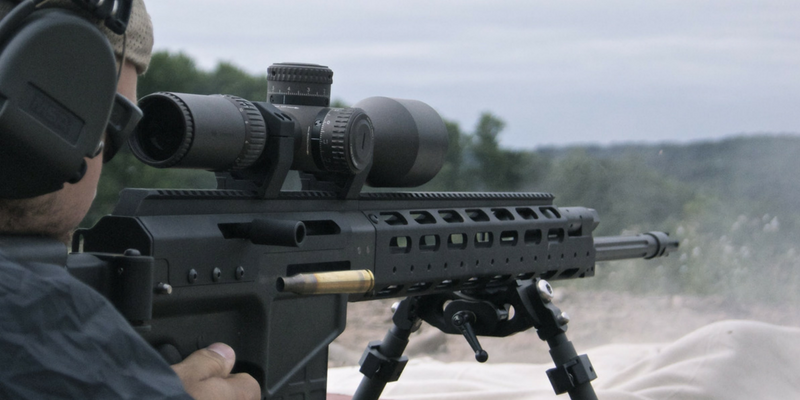 Top 5 Best Scopes for .338 Lapua Mag On The Market Reviews