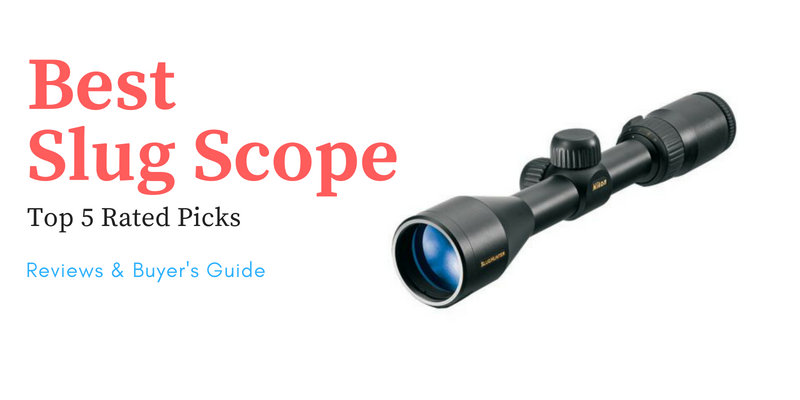 Top 5 Best Slug Scopes For The Money Reviews