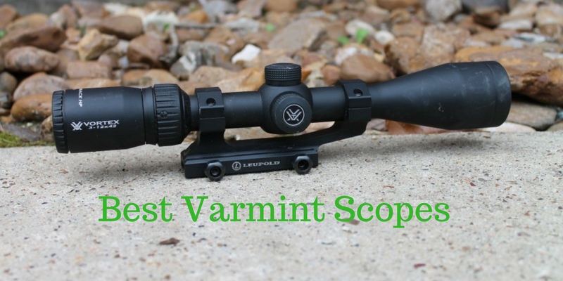 The 5 Best Varmint Scopes for Rifles in 2018 Reviews