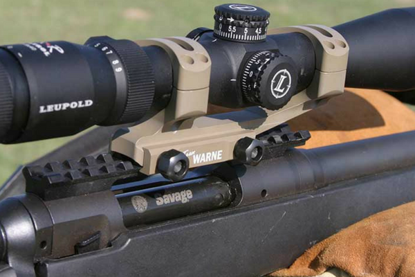 Leupold VX-2 3-9x40mm Review