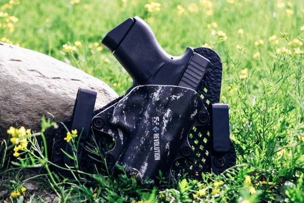 Best IWB Holsters For Ruger LC9 In 2021 – Top 5 Reviews & Buying Guide