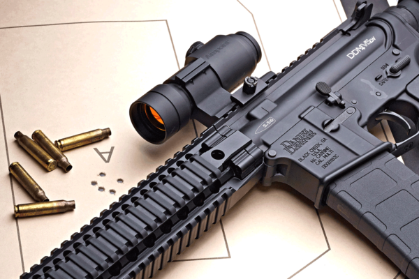 Aimpoint Carbine Optic (ACO) Sight Review