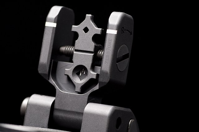 Choosing The Best Iron Sights for AR 15