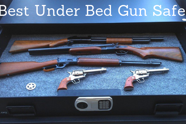 Top 10 Best Under Bed Gun Safes of 2020 Reviews