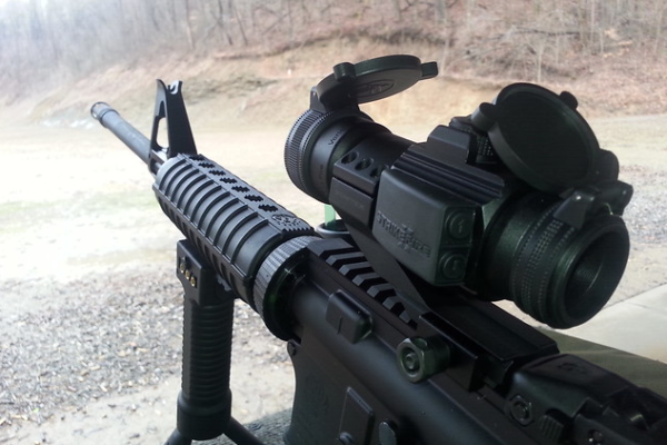 Best Ruger AR 556 Scope 2020 – Top 7 Ultimate Reviews & Buying Guide