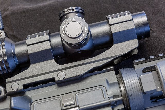 ruger ar 556 scope