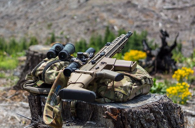 Best Scope For Scar 17 – Top 7 Brands In 2021 Reviews & Buying Guide