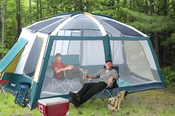 Top 10 Best 3 Room Family Camping Tents To Afford In 2021 Reviews
