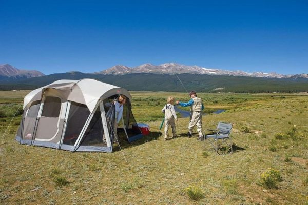 Top 10 Best Family Tents With Screen Room In 2020 Reviews