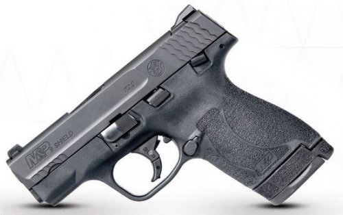 M&P Shield review