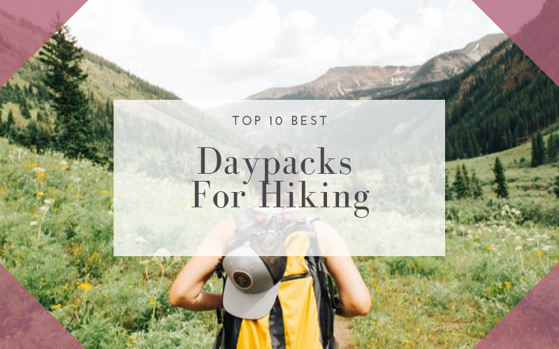 Top 10 Best Daypacks For Hiking Reviews
