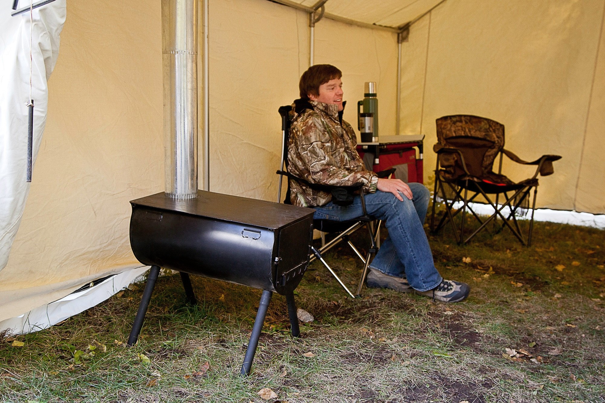 Tent Stoves