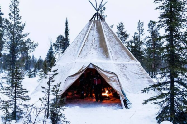 Top 9 Best Teepee Tents for Camping on the Market 2021 Reviews