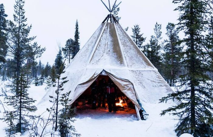 best teepee tents camping