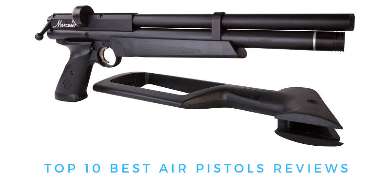 air pistols review