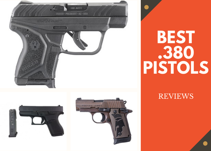 Best .380 Pistols for Concealed Carry